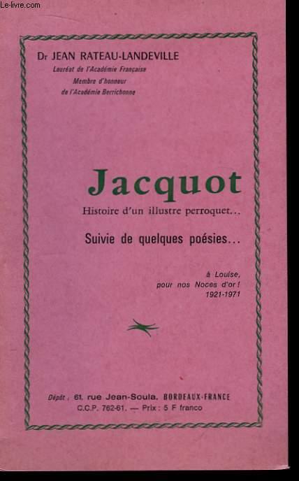 Jacquot.