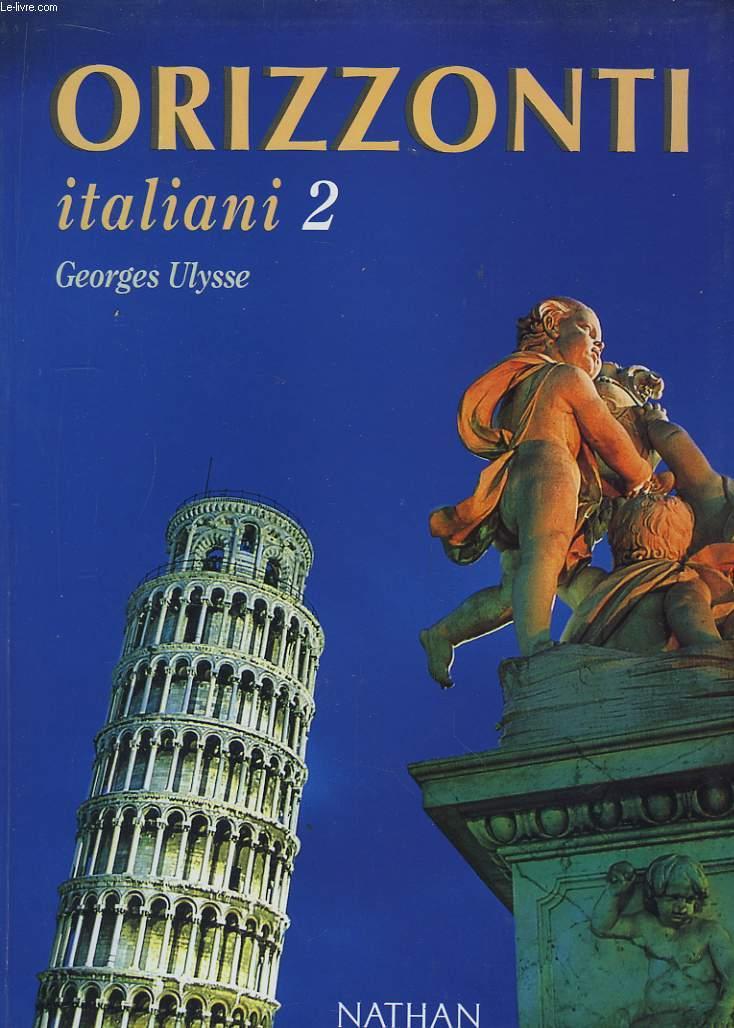 Orizzonti italiani 2