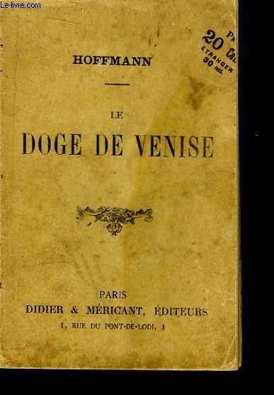 Le Doge de Venise.