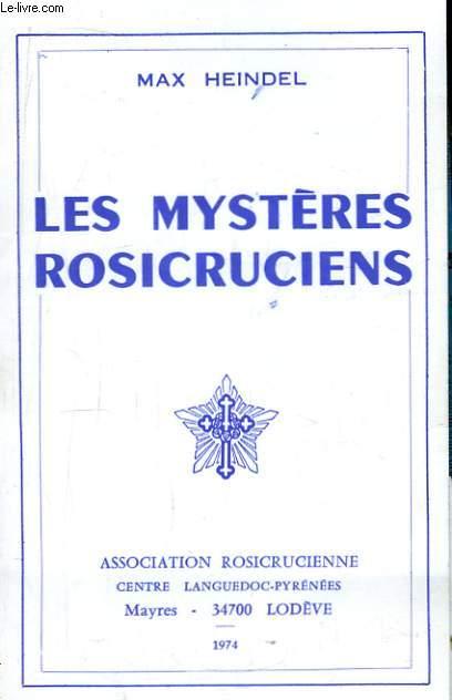 Les Mystères Rosicruciens.