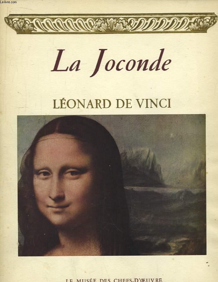La Joconde, de Léonard de Vinci.