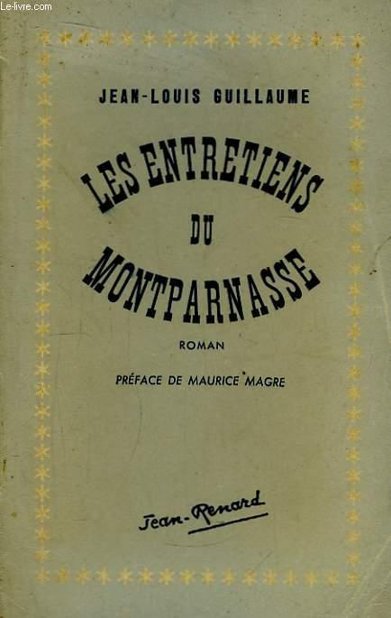 Les entretiens du Montparnasse