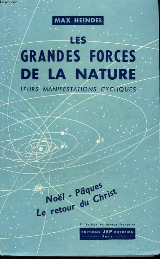 Les grandes forces de la Nature.