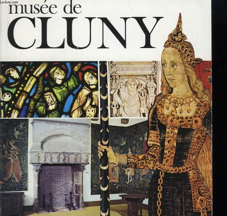 Le Musée de Cluny.