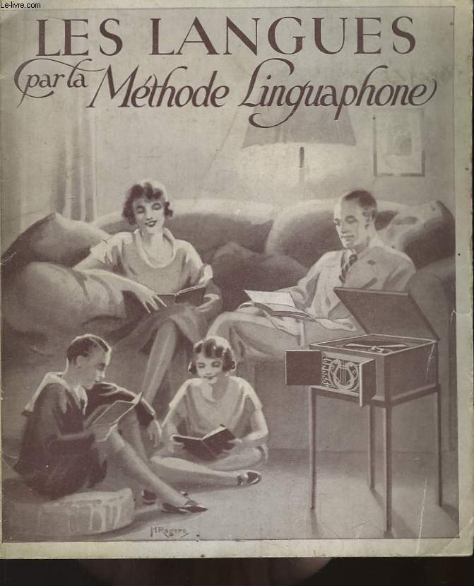 Les Langues par la Méthode Linguaphone.