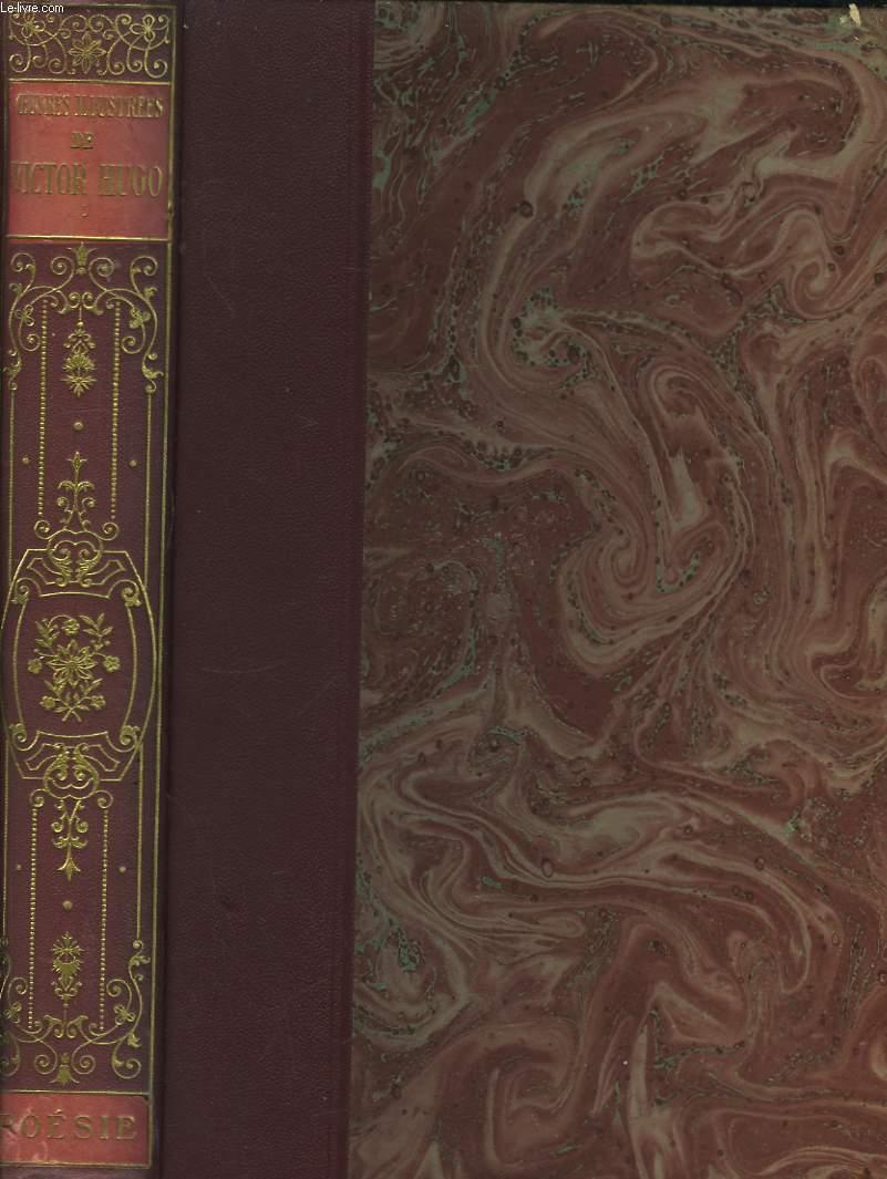 Oeuvres Illustrées de Victor Hugo. En X Tomes.