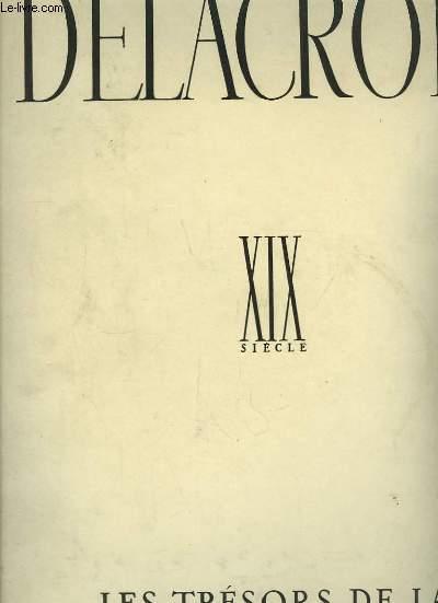 Delacroix. XIXeme siècle.