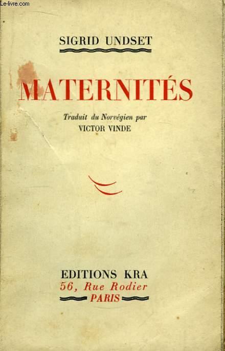 Maternités, suivi de La Bergère de Porcelaine.