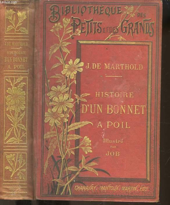 Histoire d'un Bonnet à Poil.