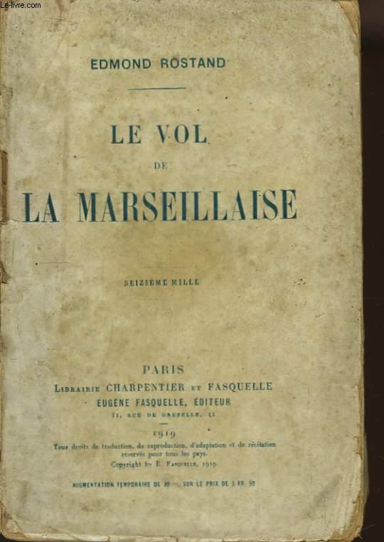 Le Vol de la Marseillaise.