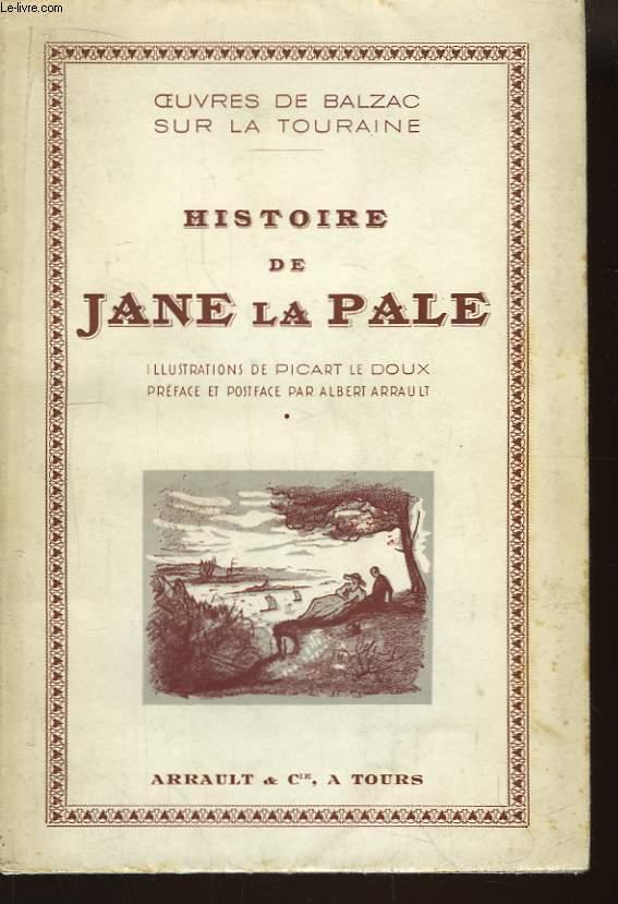 Histoire de Jane La Pale.