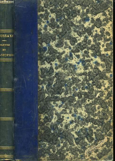 Galerie du XVIIIeme siècle. 3ème série : Poètes et Philosophes.