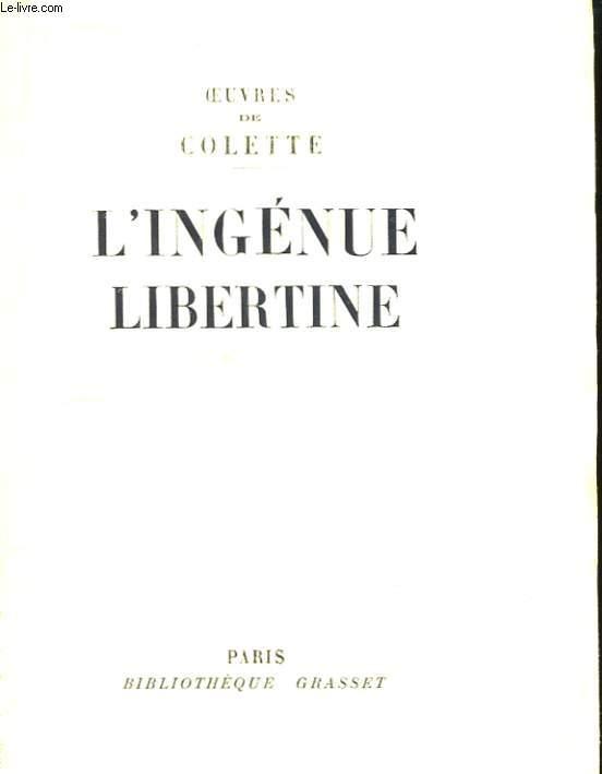 L'Ingénue Libertine