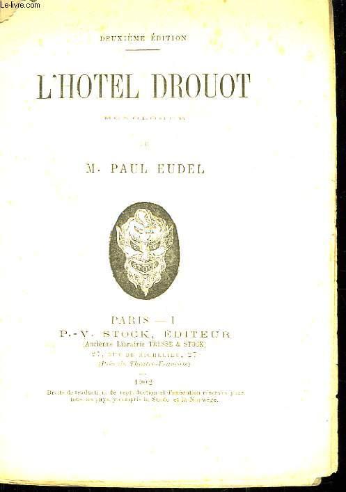 L'Hotel Drouot.
