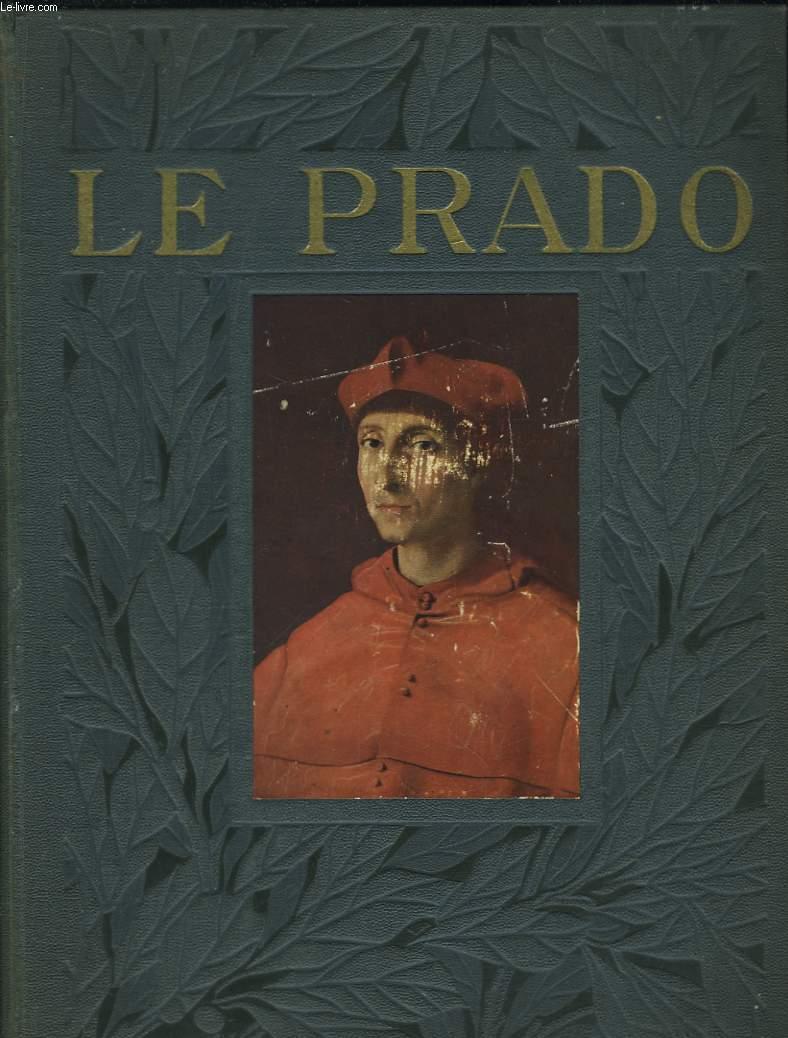 Le Prado de Madrid. TOME 1er
