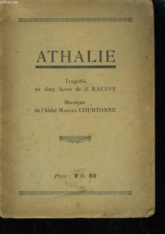 Athalie.