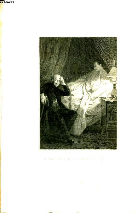 Oeuvres Complètes de Alfred de Musset. TOME VIII : Confession d'un enfant du siècle.
