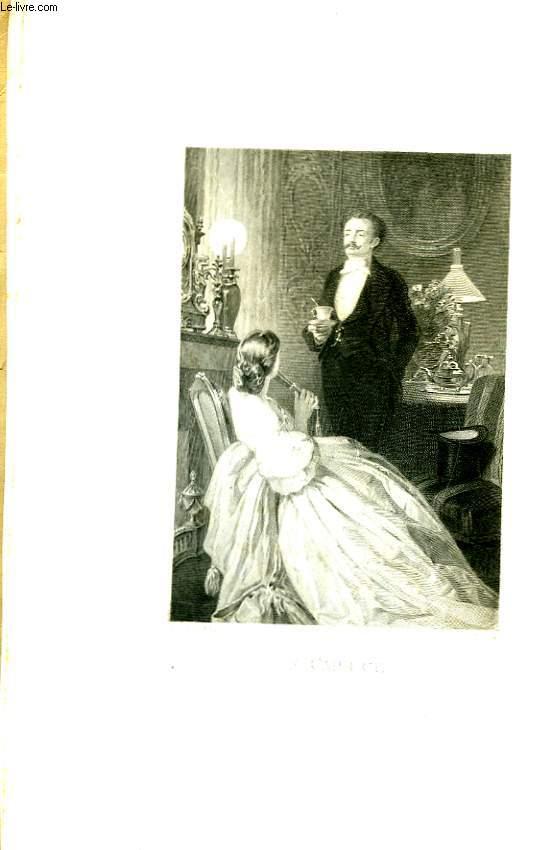 Oeuvres Complètes de Alfred de Musset. TOME V : Comédies, 3ème parties.