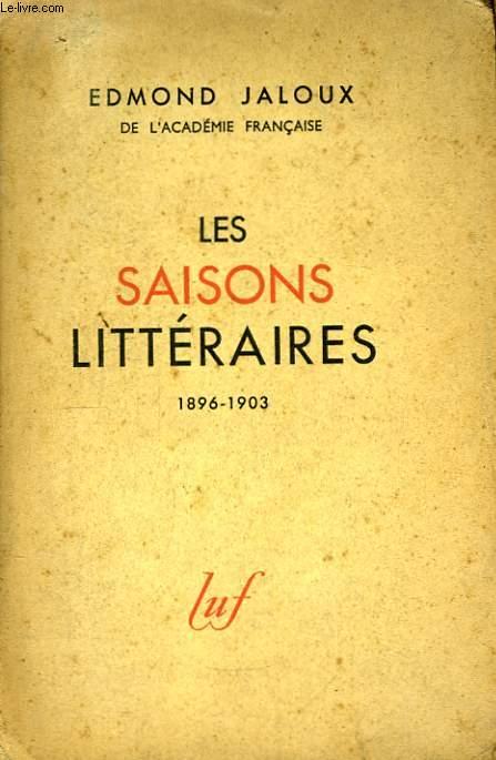 Les Saisons Littéraires 1896 - 1903.