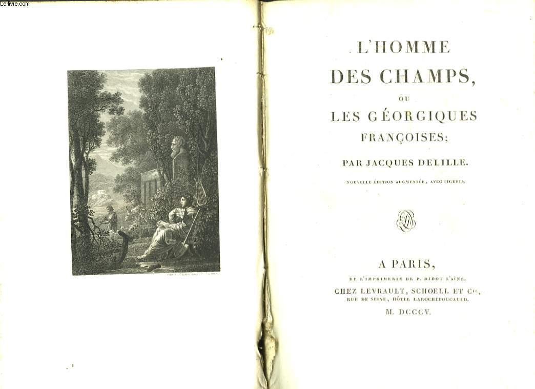 L'Homme des Champs, ou Les Géorgiques Françaoises.