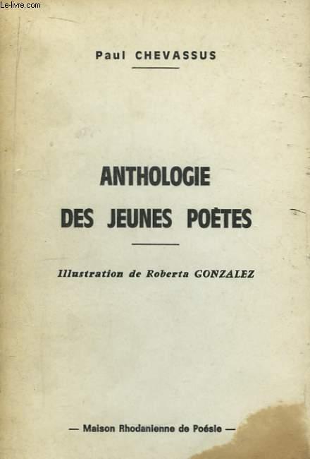 Anthologie des jeunes poètes
