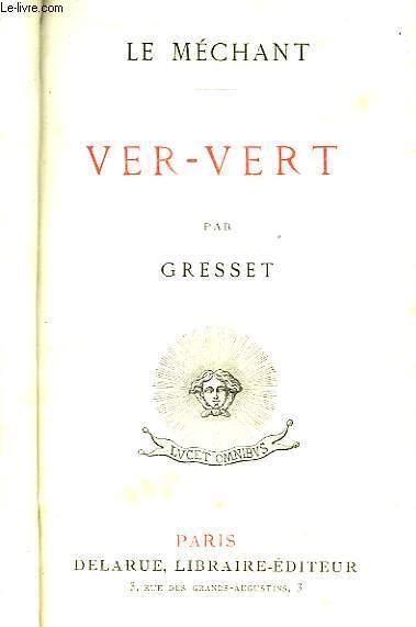 Ver-Vert.