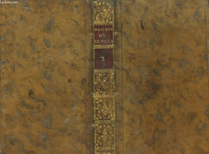 Poésies du Père de Cerceau. TOME II