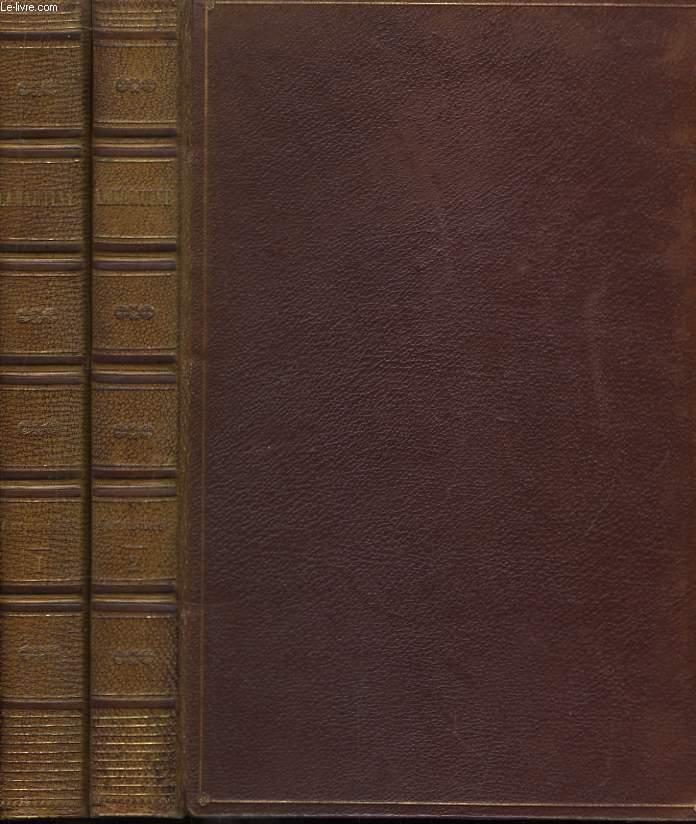 Oeuvres de M. de Lamartine. Harmonies Poétiques et Religieuses. En 2 TOMES