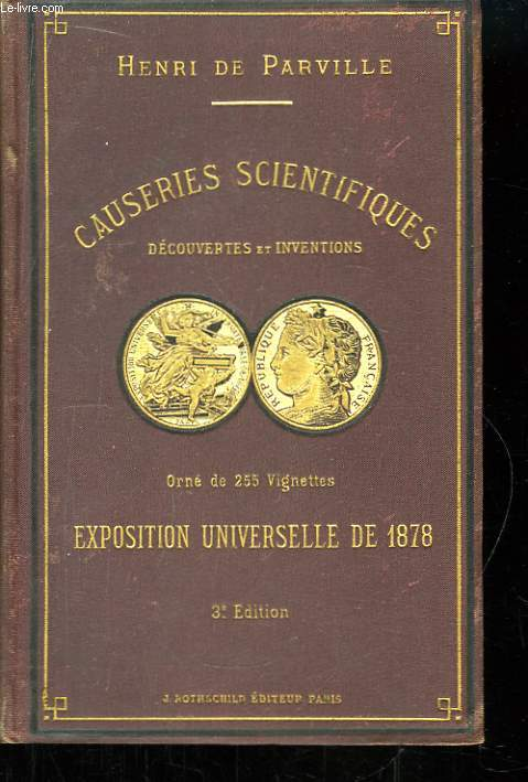 Causeries Scientifiques.