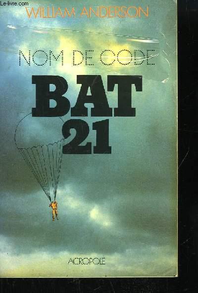 Nom de code BAT 21