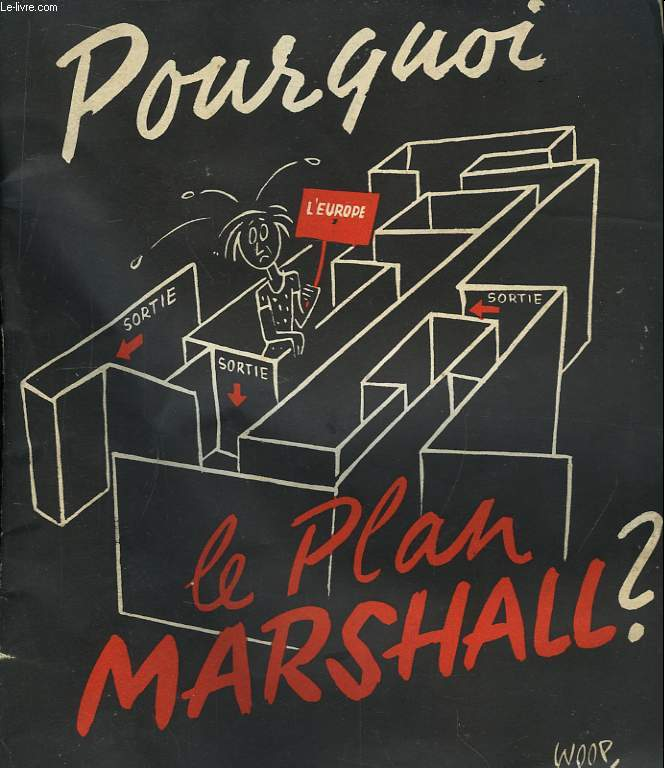 Pourquoi le plan Marshall ?