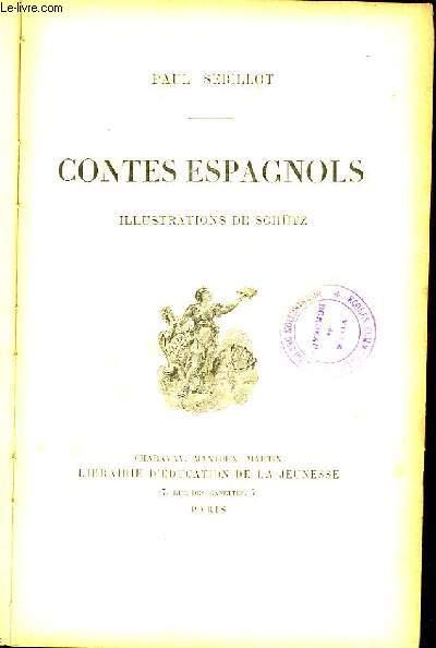 Contes Espagnols.