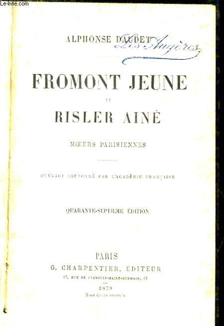 Fromont Jeune et Risler Ainé