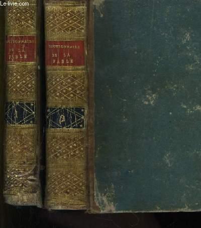 Dictionnaire de la Fable. En 2 TOMES