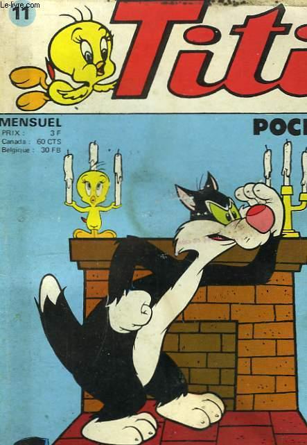 Titi Poche, N°11