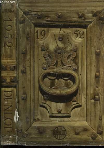 Agenda Dunlop 1952