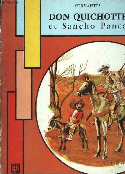 Don Quichotte et Sancho Pança