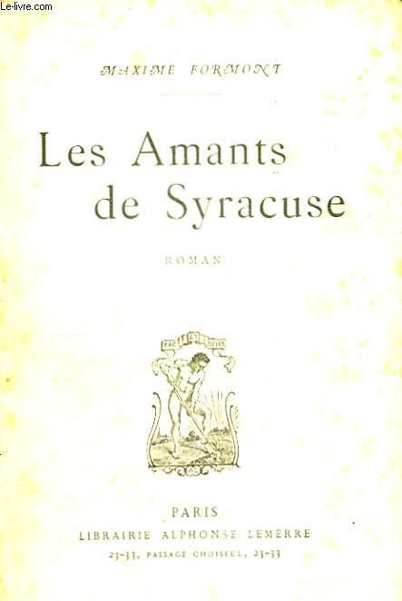 Les Amants de Syracuse.