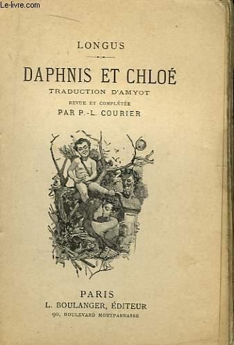 Daphnis et Chloé.