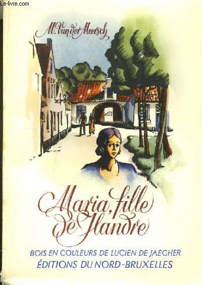 Maria, fille de Flandre.