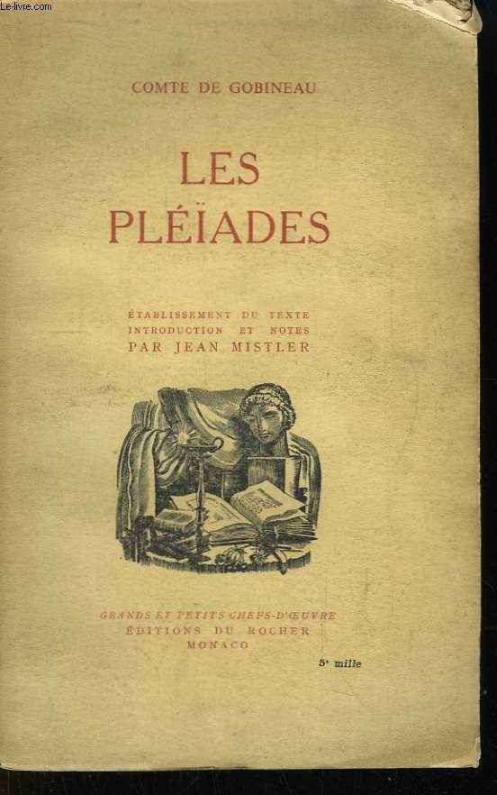Les Pléïades.