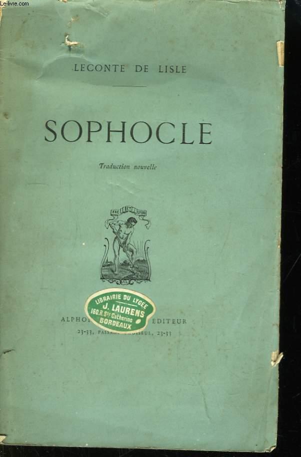Sophocle.