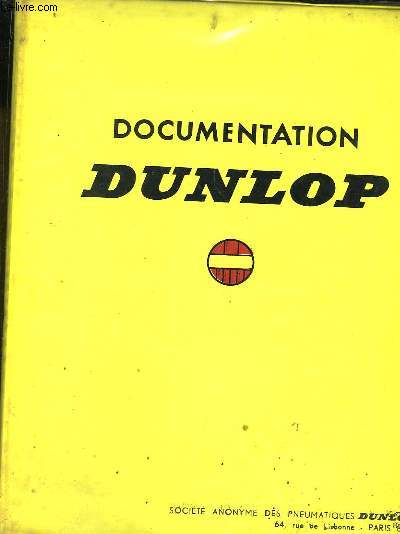 Documentation Dunlop