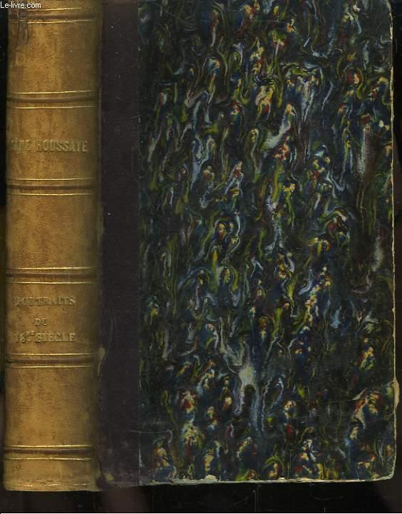 Portraits du Dix-huitième siècle. Galerie de Portraits du dix-huitième siècle. 1ère série