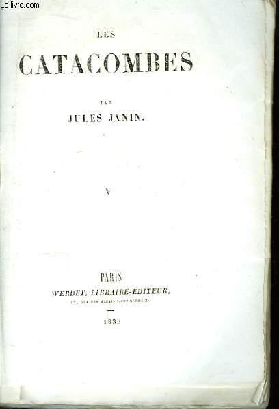 Les Catacombes. TOME V.