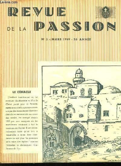 Revue de la Passion n°3, 26eme année