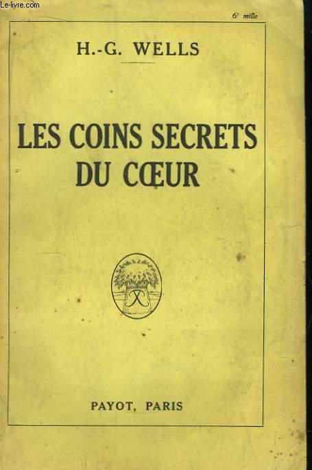 Les coins secrets du coeur.