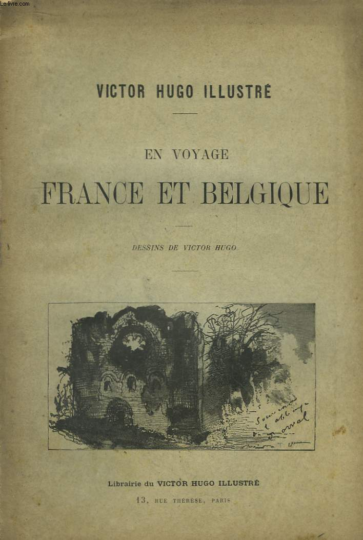 En Voyage. France et Belgique.
