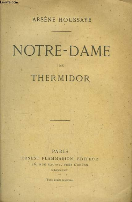 Notre-Dame de Thermidor.