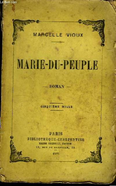 Marie-du-Peuple